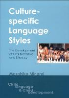 jacket Image for Culture-Specific Language Styles