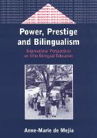 jacket Image for Power, Prestige and Bilingualism