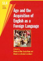 jacket Image for Age and the Acquisition of English as a Foreign Language