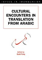 jacket Image for Cultural Encounters in Translation from Arabic
