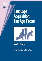 jacket Image for Language Acquisition