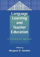 jacket Image for Language Learning and Teacher Education