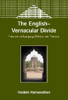 jacket Image for The English-Vernacular Divide