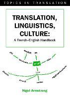 jacket Image for Translation, Linguistics, Culture