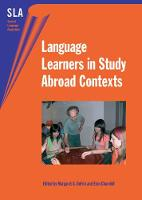 jacket Image for Language Learners in Study Abroad Contexts