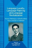 jacket Image for Language Loyalty, Language Planning, and Language Revitalization