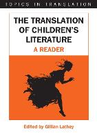 jacket Image for The Translation of Children's Literature