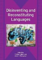 jacket Image for Disinventing and Reconstituting Languages