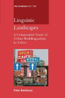 jacket Image for Linguistic Landscapes
