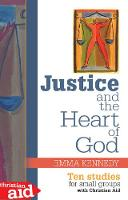 Jacket image for Justice and the Heart of God