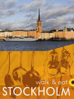 Jacket image for Stockholm Walk & Eat
