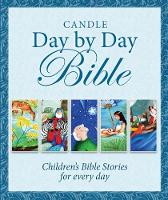 Jacket image for Candle Day By Day Bible by Juliet David (author)