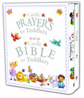 Jacket image for Candle Prayers for Toddlers and Candle Bible for Toddlers