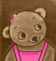 Jacket image for Tiny Bear Bible