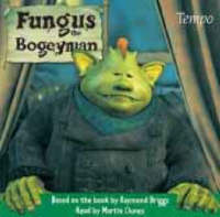Jacket image for Fungus the Bogeyman