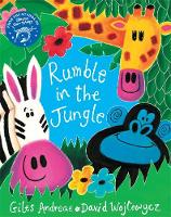 Jacket image for Rumble in the Jungle