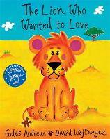 Jacket image for The Lion Who Wanted to Love