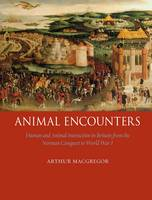 Jacket Image For Animal Encounters