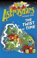 Jacket image for Astrosaurs 17: The Twist of Time