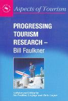 jacket Image for Progressing Tourism Research - Bill Faulkner