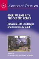 jacket Image for Tourism, Mobility and Second Homes