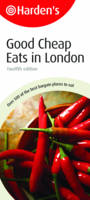 Jacket image for Good Cheap Eats in London