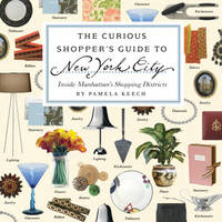 Jacket image for The Curious Shopper's Guide to New York City