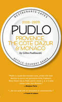 Jacket image for Pudlo: Provence & The Cote D'Azur