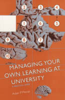 Managing Your Own Learning at University Jacket Image