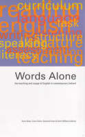 Words Alone Jacket Image