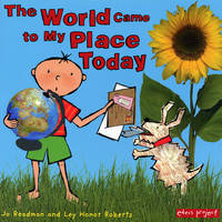 Jacket image for The World Came To My Place Today