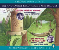 Jacket image for Fry and Laurie Read Daudet and Jerome