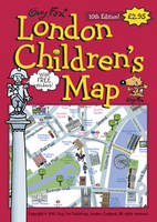 Jacket image for London Children's Map
