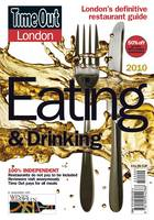Jacket image for London Eating & Drinking