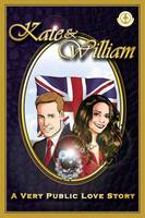 Jacket image for Kate & William - A Very Public Love Story