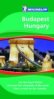 Jacket image for Budapest & Hungary Green Guide