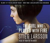 Jacket image for The Girl Who Played with Fire