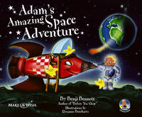 Jacket image for Adams Amazing Space Adventure