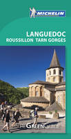 Jacket image for Languedoc Rousillon Tarn Gorges Green Guide
