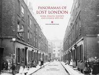 Jacket image for Panoramas of Lost London