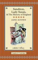 Jacket image for Sanditon, Lady Susan & the History of England
