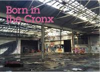 Jacket Image For: Born in the Cronx