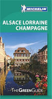 Jacket image for Alsace Lorraine Champagne Green Guide