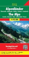 Jacket image for The Alps Map