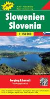 Jacket image for Slovenia Map
