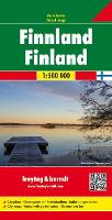 Jacket image for Finland Map