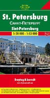 Jacket image for St Petersburg Map