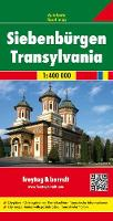 Jacket image for Transylvania Map