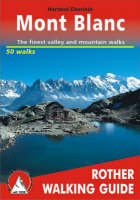 Jacket image for Mont Blanc: 50 walks