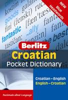 Jacket image for Croatian Pocket Dictionary